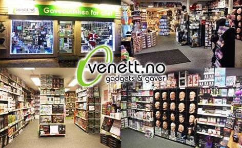 Vennesla Netthandel | Shop123