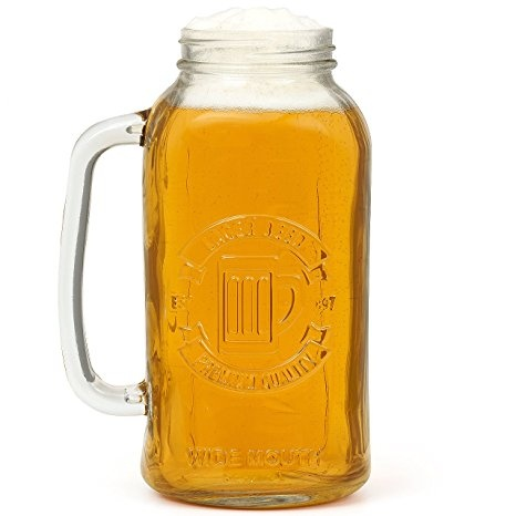 Mixology Mason Jar