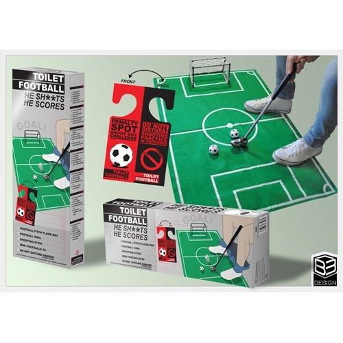 Toalett Fotball