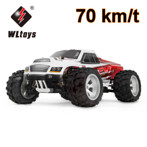 WLToys Monster Truck 1:18