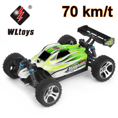 WLToys RC Buggy 4WD 1:18