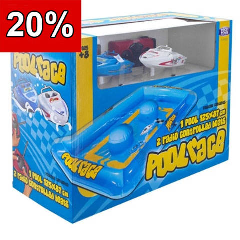 Techtoys Poolrace