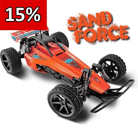 TopRaiders Sand Force 1:12