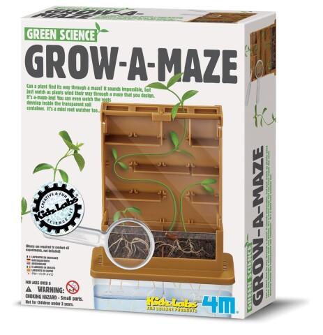 Grow-A-Maze - Plantelabyrint