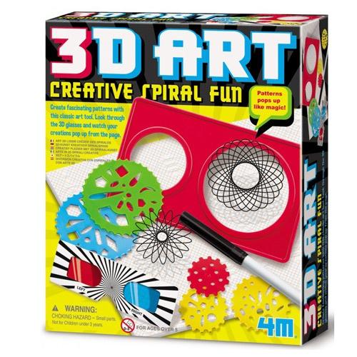3D Tegnesett