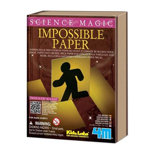 Umulige Papir Triks