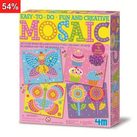 Mosaic - Jente