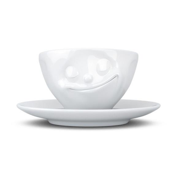 Espressokopp - Lykkelig