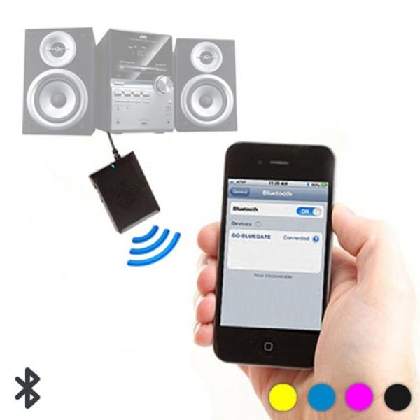Bluetooth Mottaker
