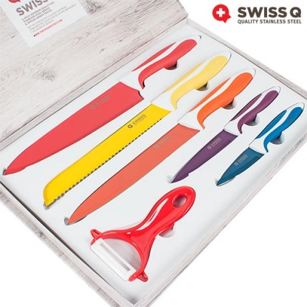 Swiss Q Knivsett