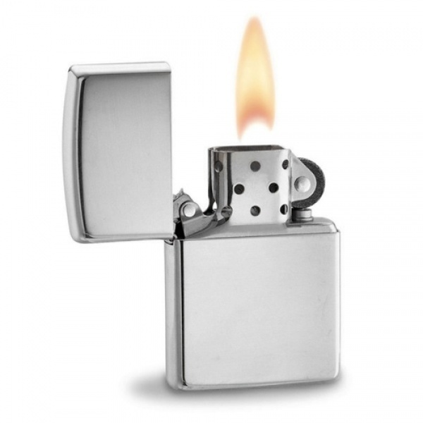 Steel Lighter