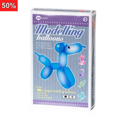 Figurballonger