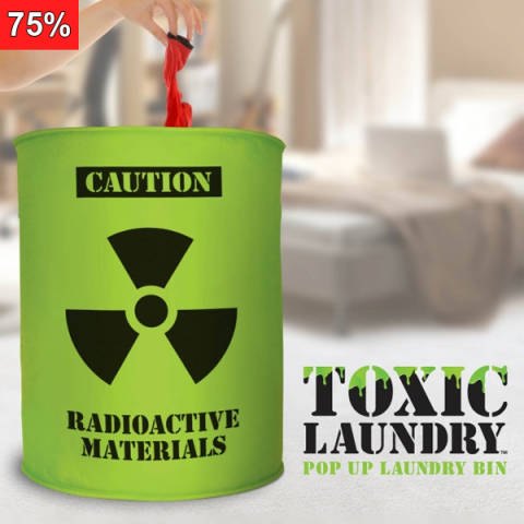 Toxic - Skittentøyskurv