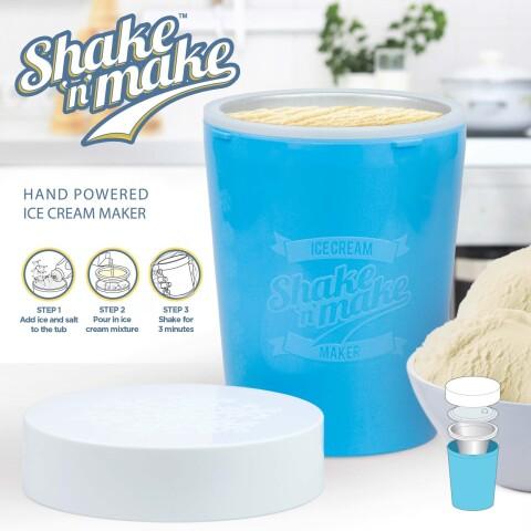 Shake & Make -Iskremmaskin