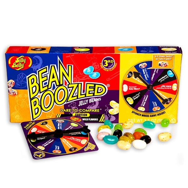 Jelly Belly - Bean Boozled Spinnerbox