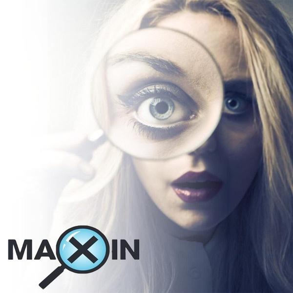 Maxin - Lupe uten kant
