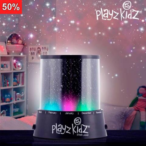 Playz Kidz - Stjerneprojektor