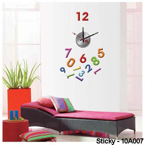 3M Klokke - Sticky