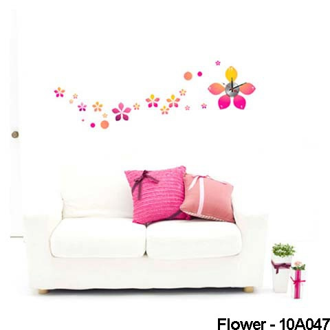 3M Klokke - Flower