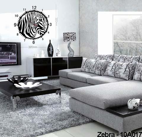 3M Klokke - Zebra