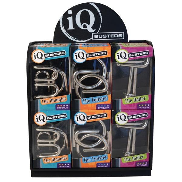 IQ Buster Big Nails