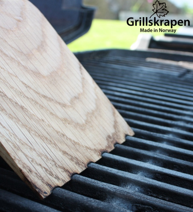 Grillskrapen - Made in Norway