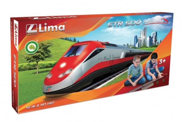 Lima - ETR 500 Togbane