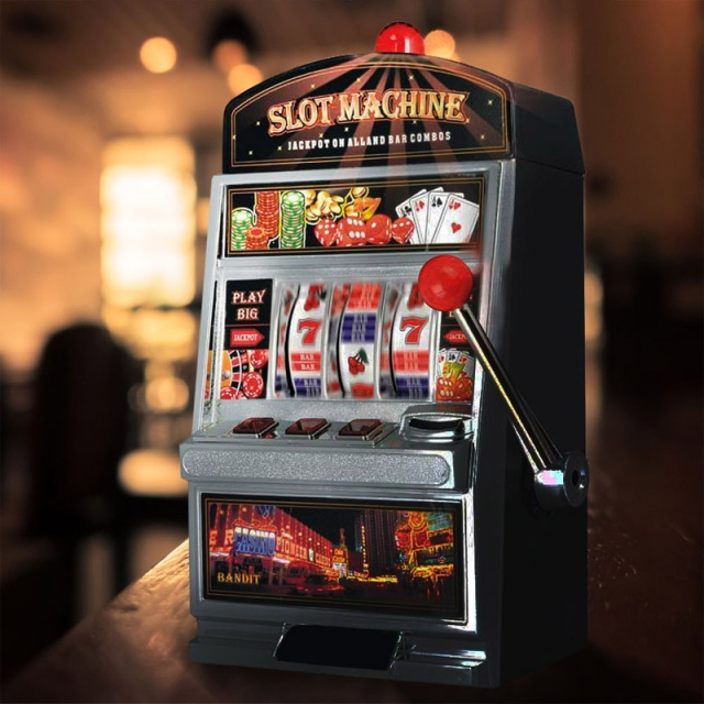 Slot Machine - Enarmet Banditt