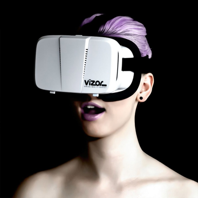 Vizor Pro - Virtual Reality Briller