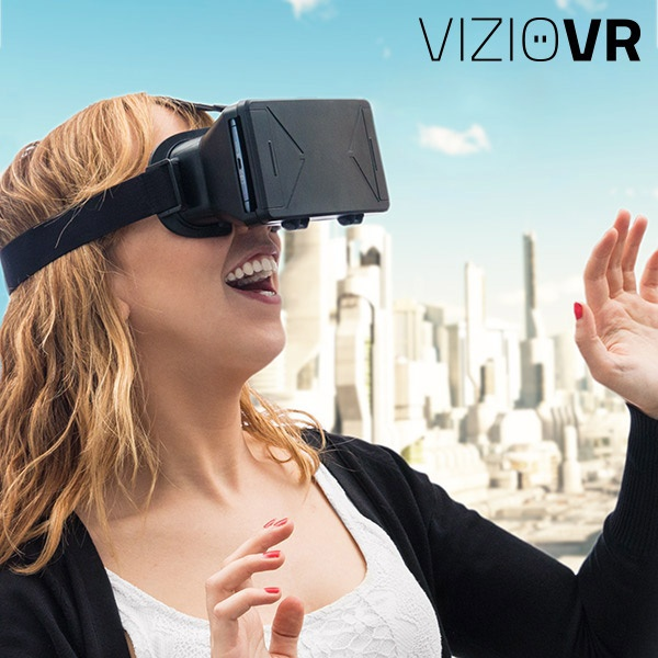 VIZIOVR - Virtual Reality Briller