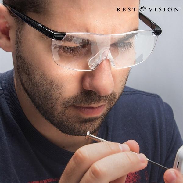 Rest & Vision - Forstørrelsesbriller
