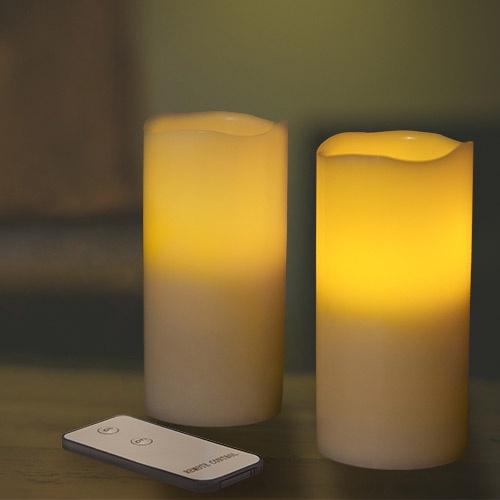 Fjernstyrte LED Lys
