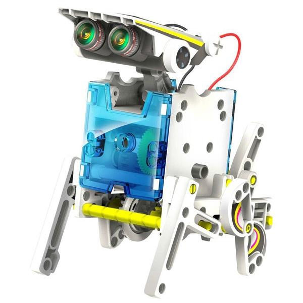 14 i 1 Solar Robot Sett