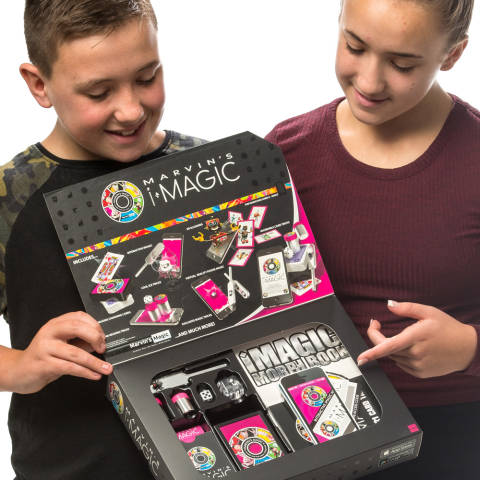 Marvins Imagic Box