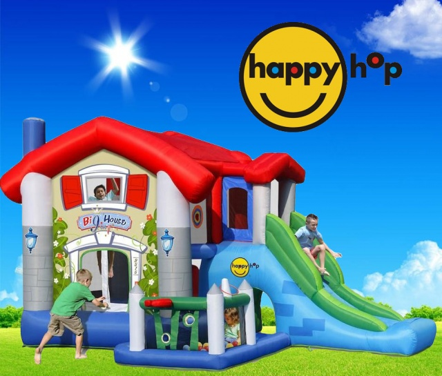 Happy Hop - Big House