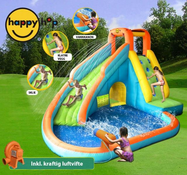 Happy Hop - Vannsklie
