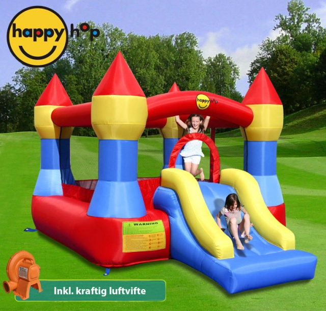Happy Hop - Hoppeslott