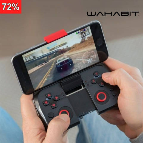 Bluetooth Gamepad for Smarttelefoner