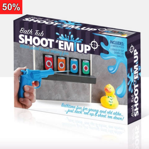 Bath Tub Shoot 'Em Up