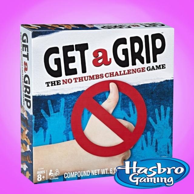 Get a Grip - Norsk utgave