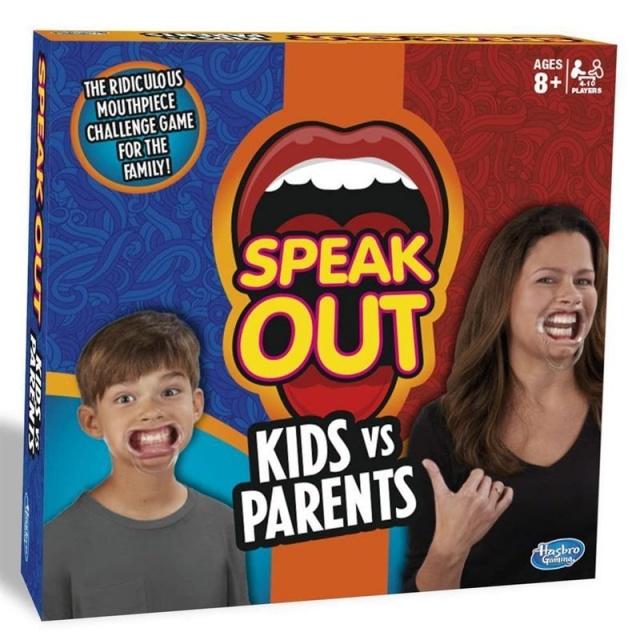 Speak Out Foreldre vs Barn - Norsk Utgave