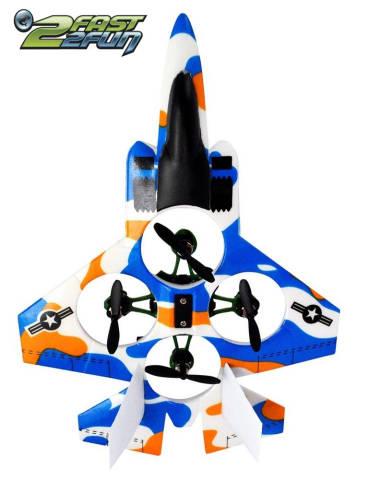 2Fast2Fun Quadro Jet