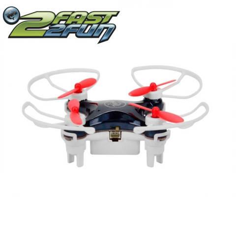 2Fast2Fun Nano Drone m/kamera