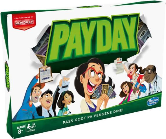 Payday Brettspill