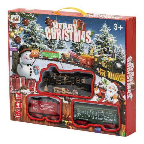 Togbane til Juletreet