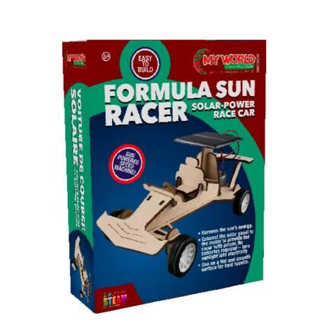 Construct Formula Sun Racer