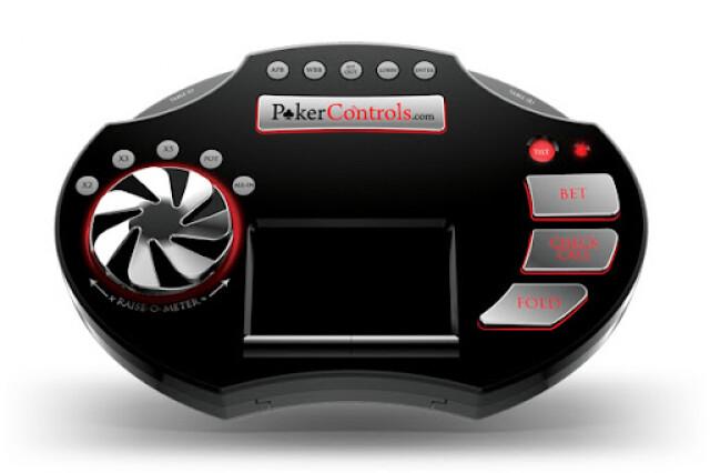 Trådløs Poker Controller
