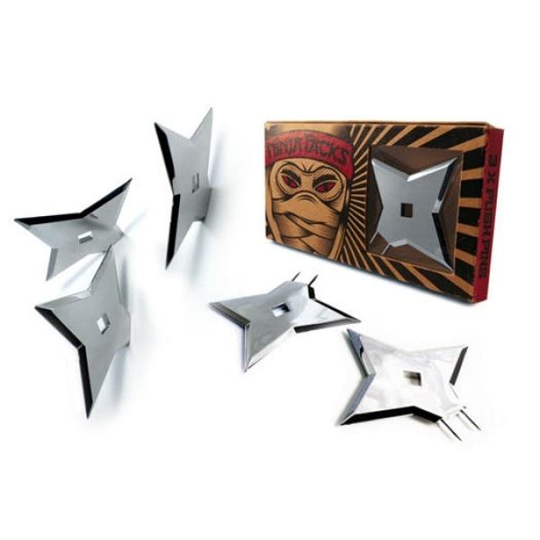 Ninja Star Tacks