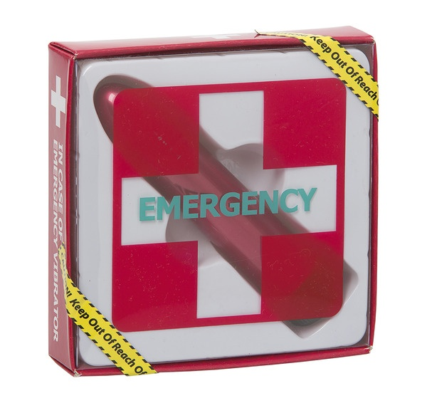 Emergency Mini Vibrator