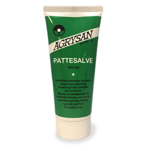 Agrysan pattesalve - 100ml